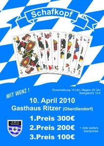 Flyer-Schafkopf2010-Vorder