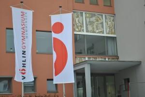 Bannerfahne als Werbefahne